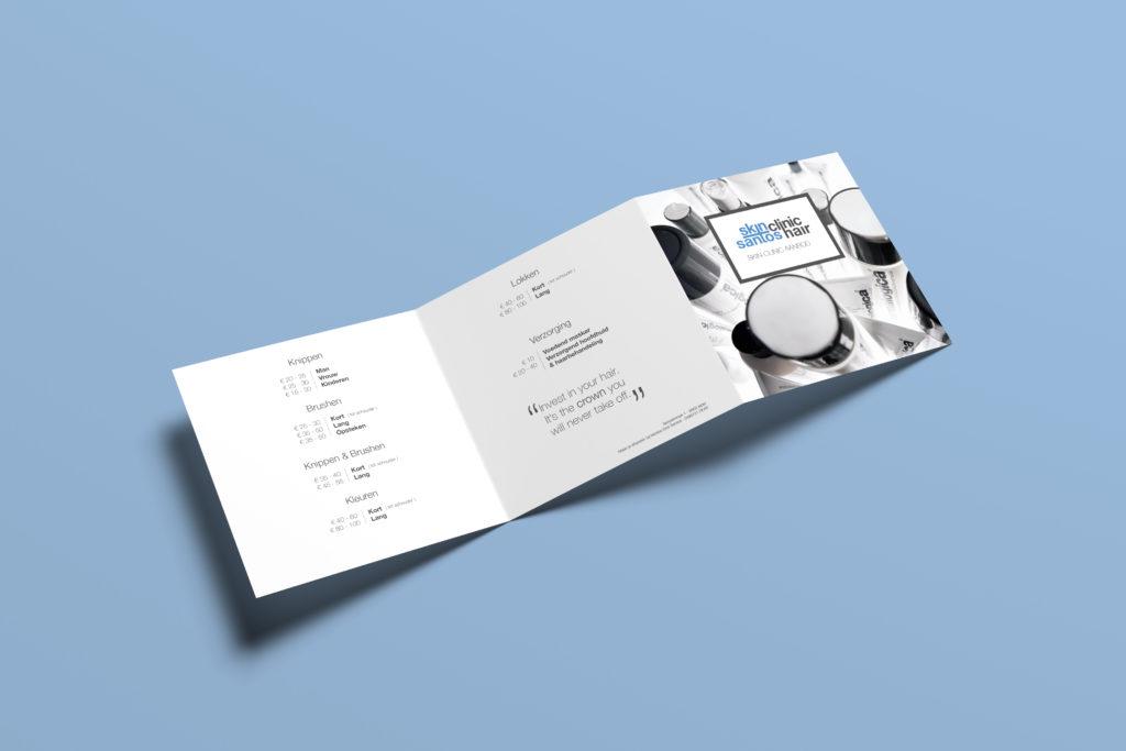 Skin Clinic Ieper Brochure