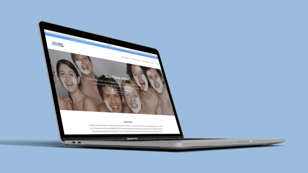 Skin Clinic Website